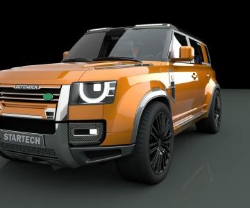 Land Rover Startech