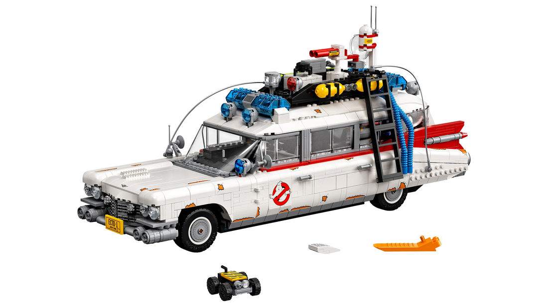 Lego Ghostbusters Ecto-1