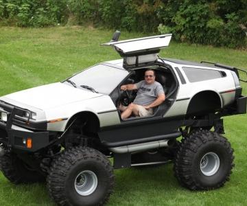 D-Rex Monster Truck