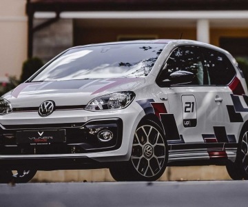 VW Up GTI by Vilner Garage