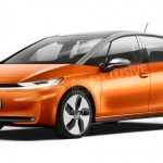 Render do VW ID.2