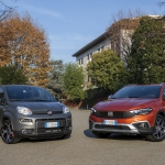 Fiat Panda Sport e o novo Tipo Cross