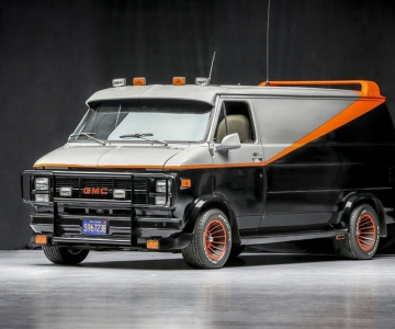 Chevrolet A-Team Van