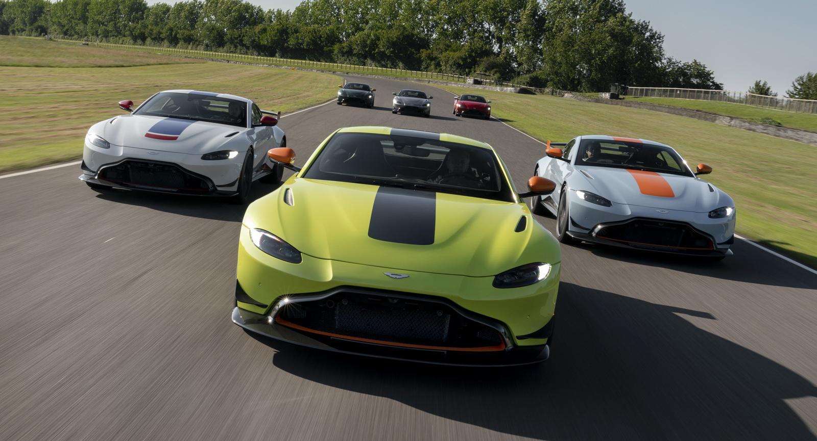 Aston Martin Vantage Heritage Edition