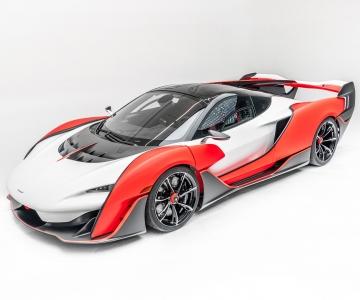 McLaren Sabre