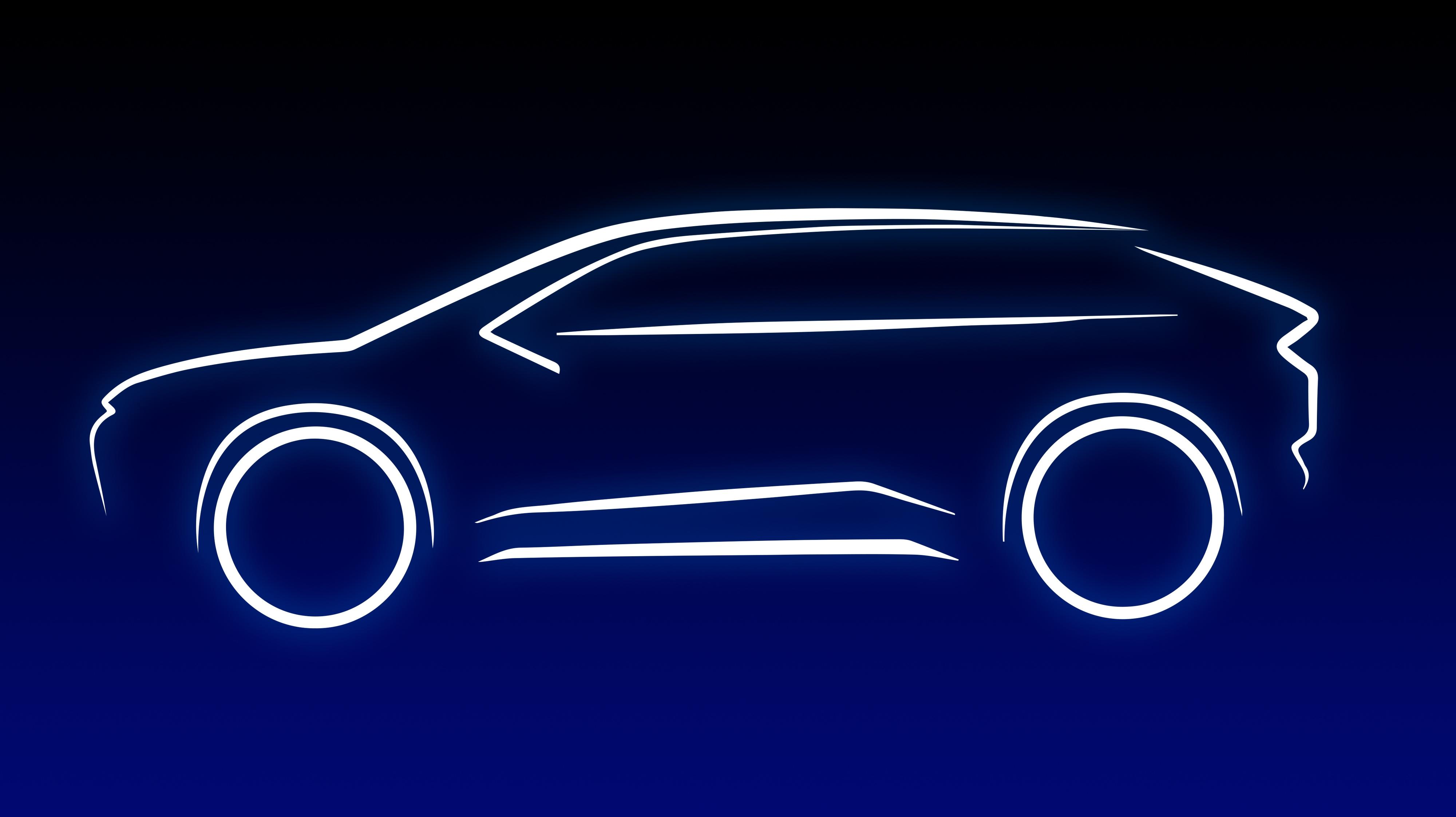 Toyota SUV elétrico
