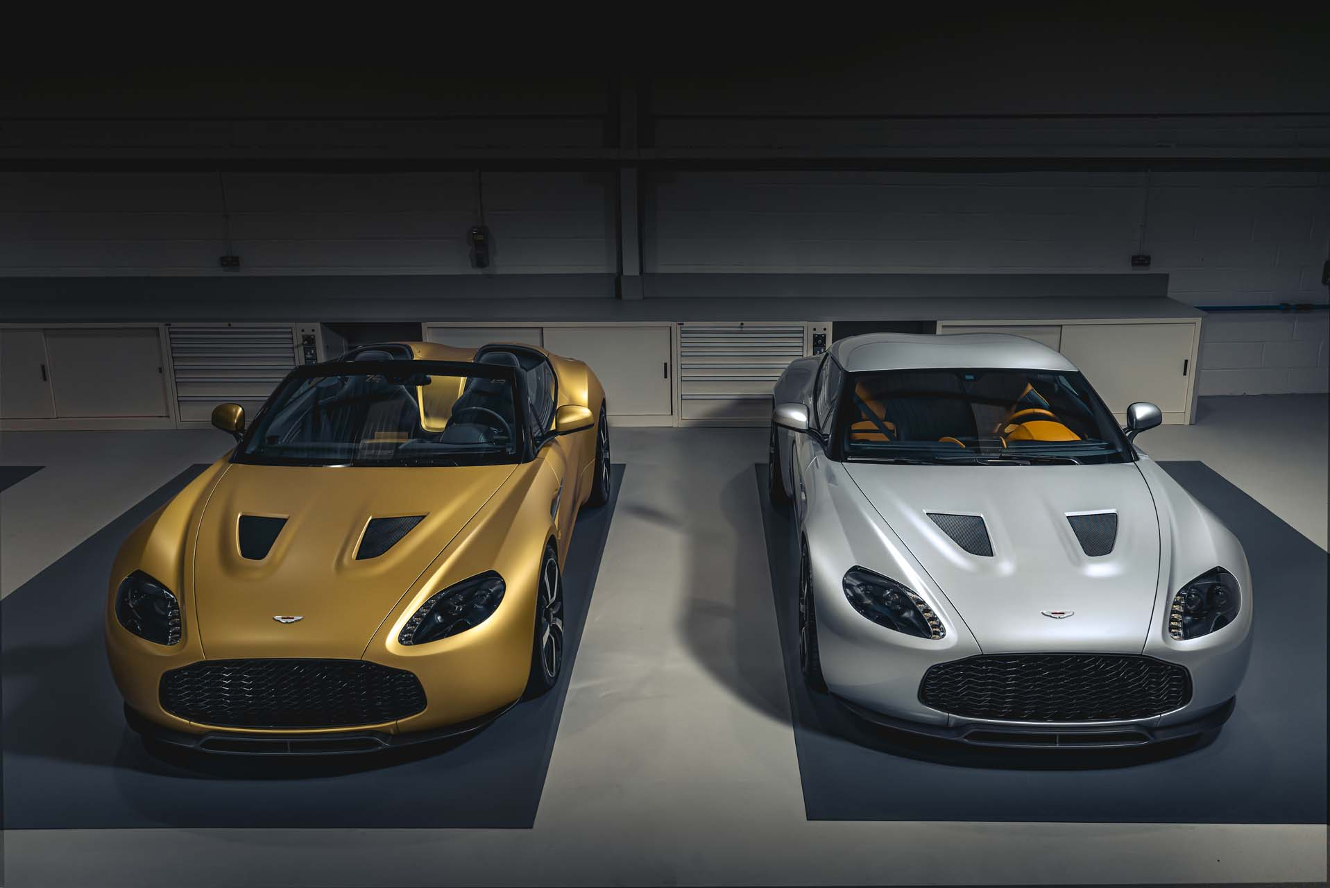 Aston Martin V12 Vantage Heritage Twins by R-Reforged
