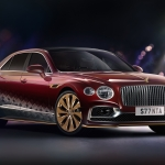 Bentley Flying Spur Santa Claus Sleigh