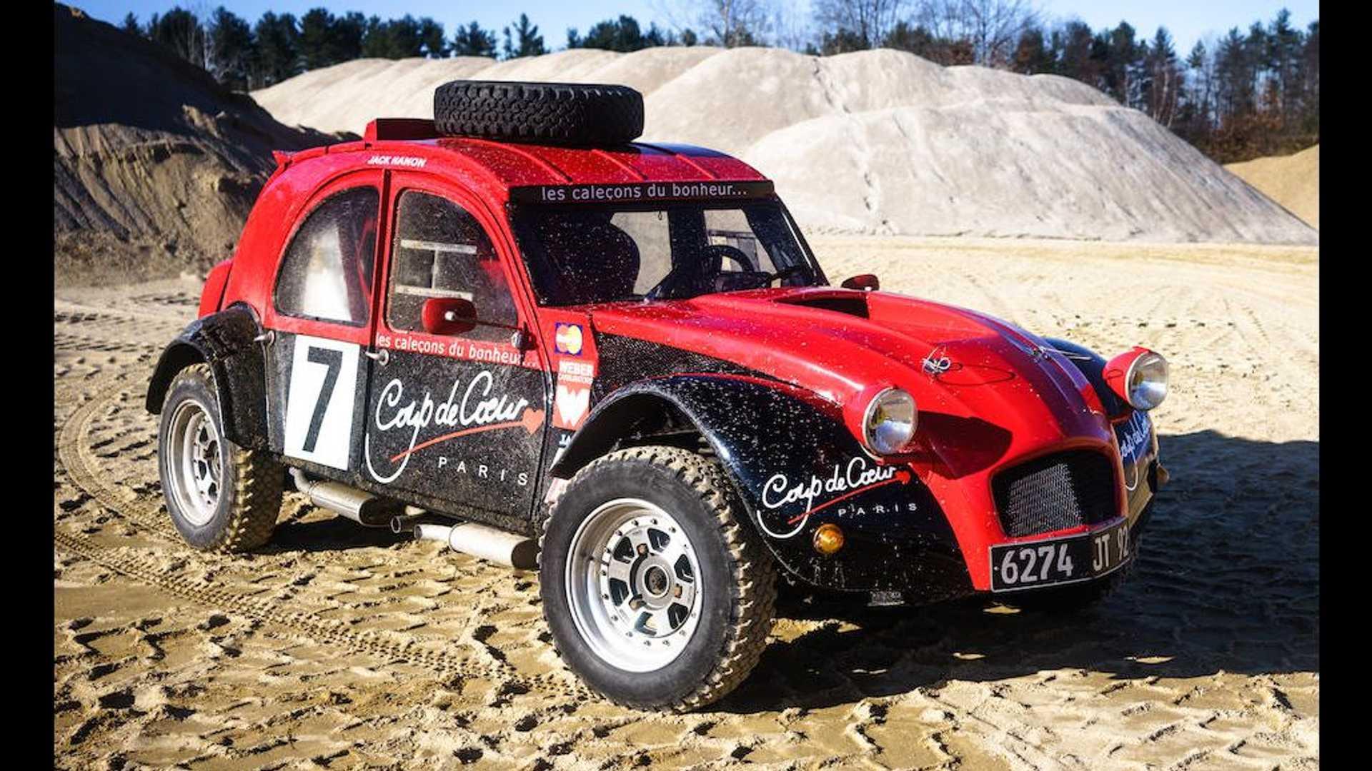 Citroën 2CV 4x4