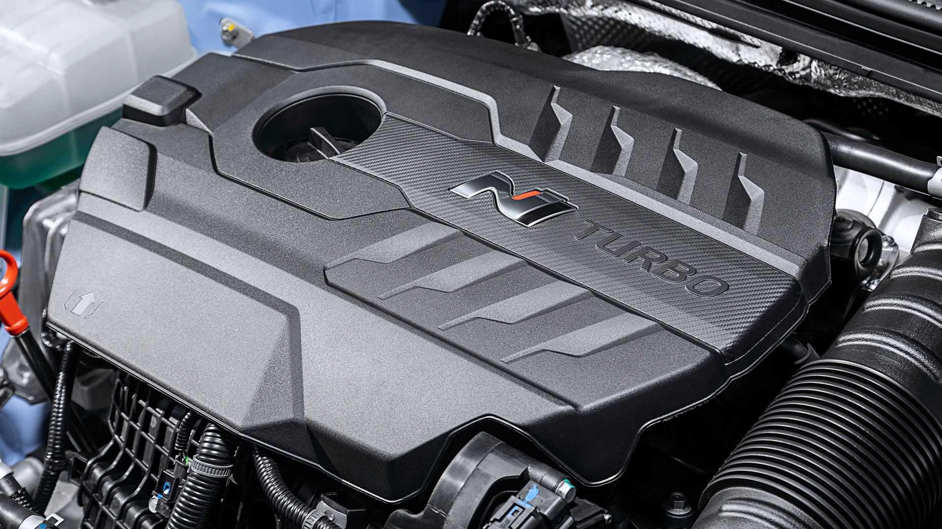 Motor do Hyundai i30 N