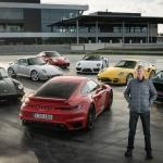 Walter Röhrl e os Porsche 911 Turbo