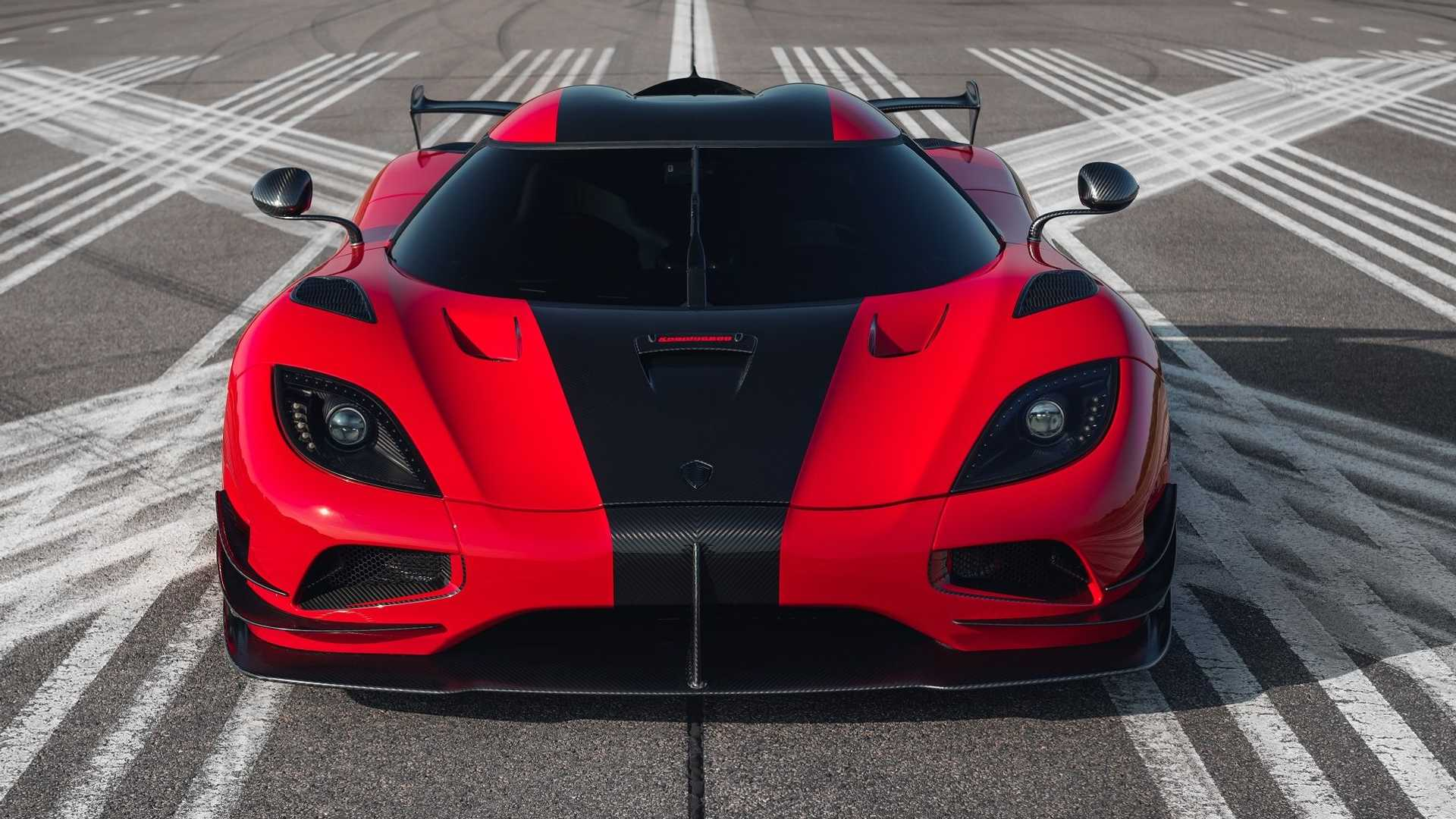 Koenigsegg Agera RS Refinement