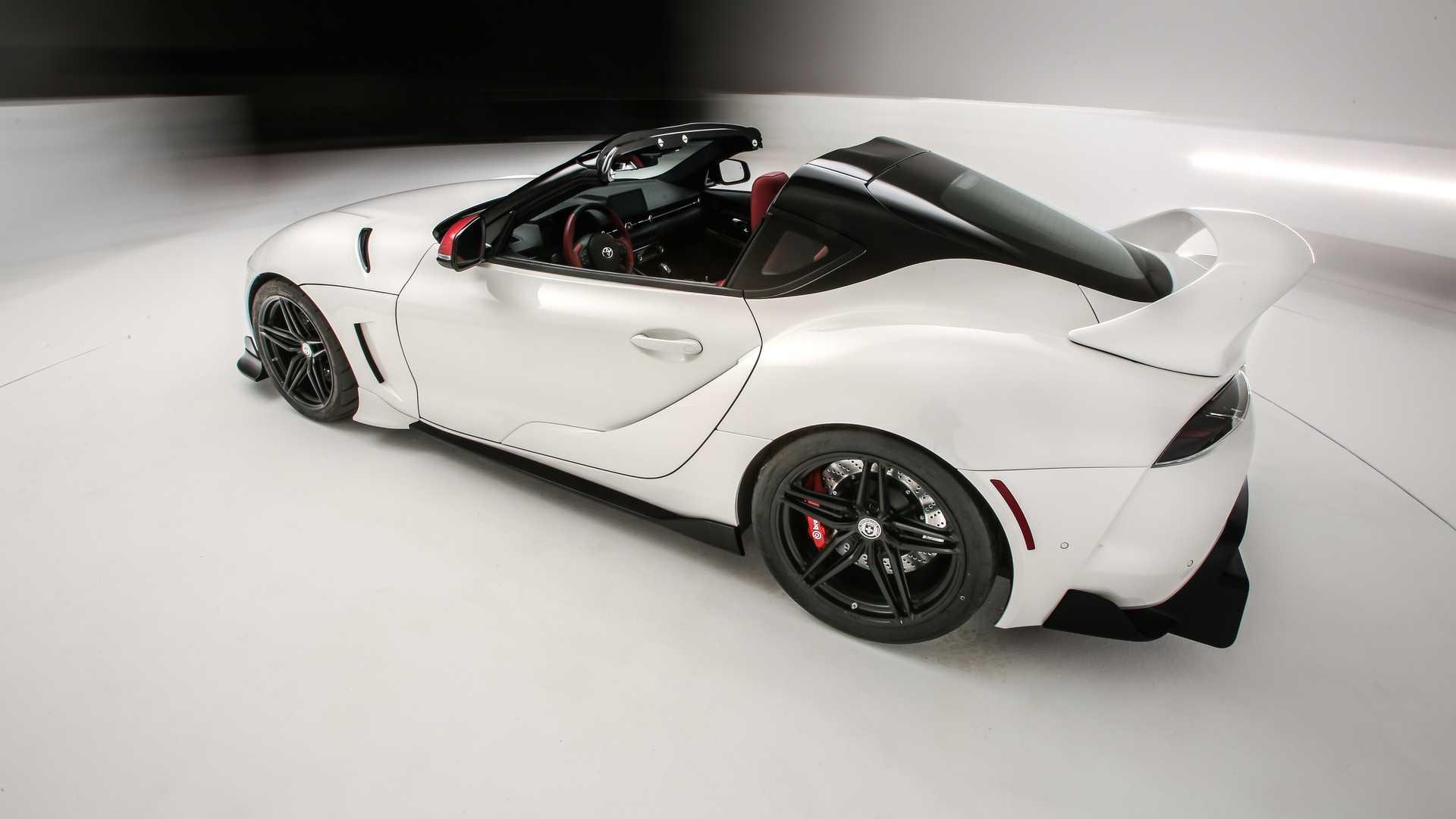 Toyota GR Supra Sport Top Concept