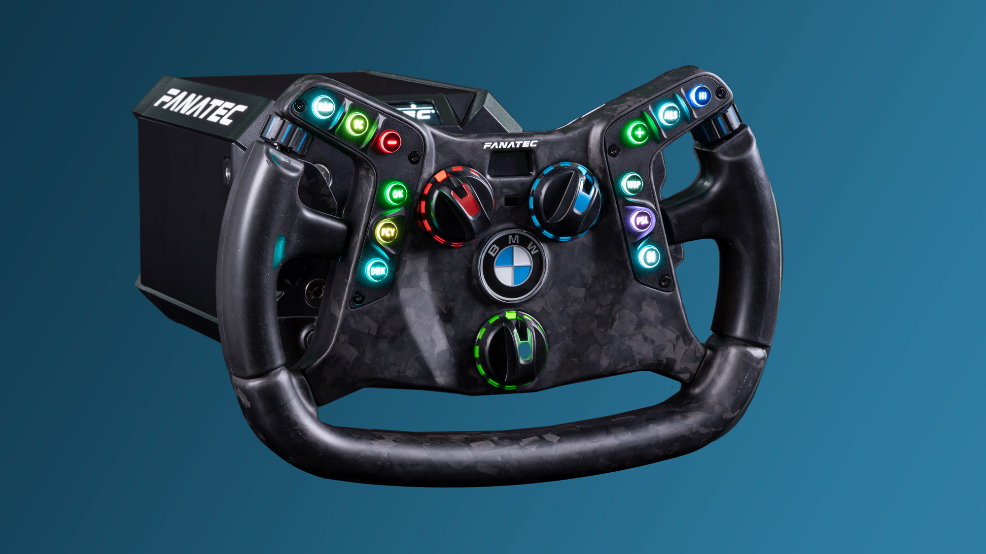 Podium Steering Wheel