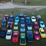 """Maior coleção do mundo de réplicas dos carros de """"Velocidade Furiosa"""""""