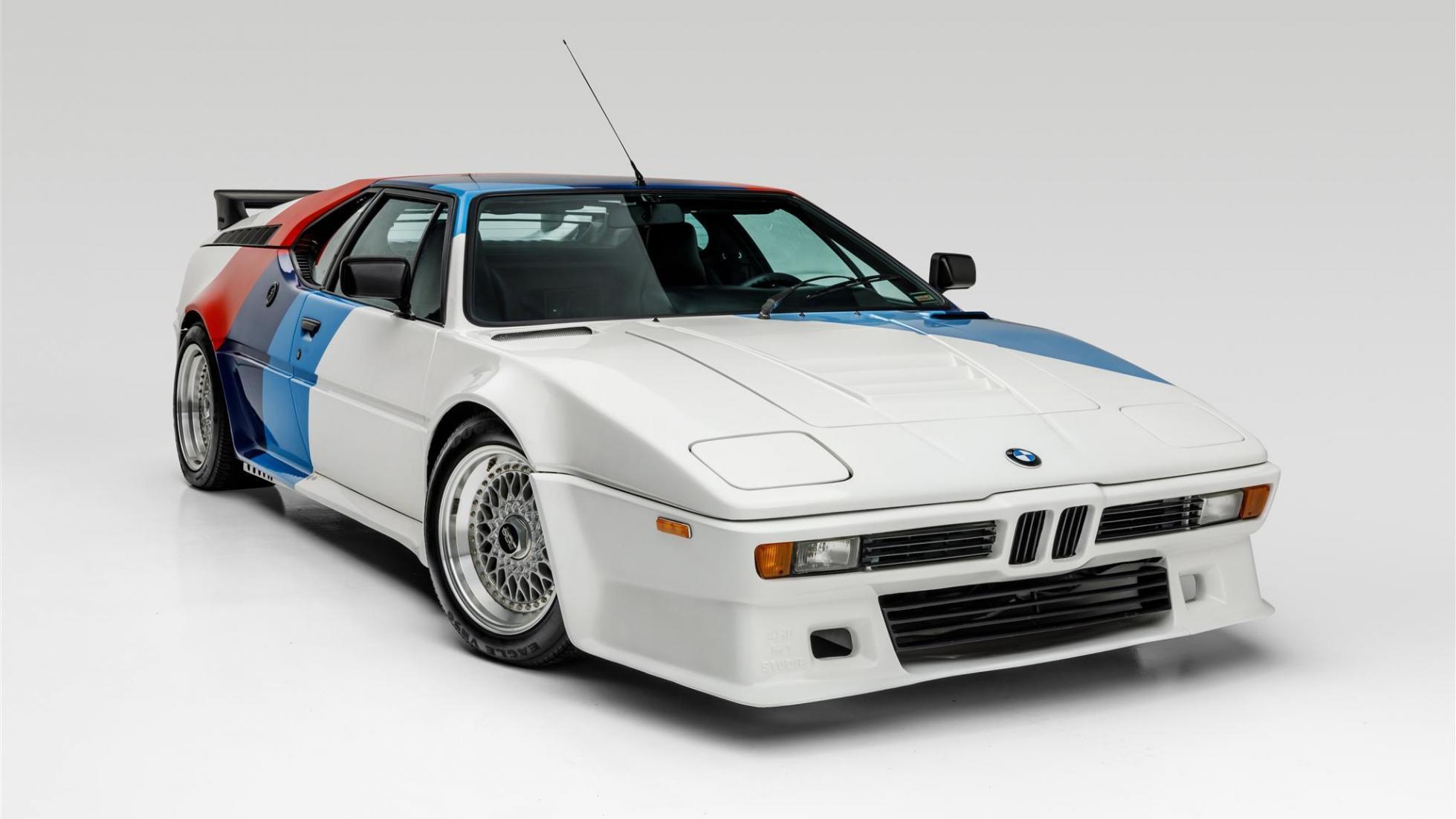 BMW M1 AHG Studie