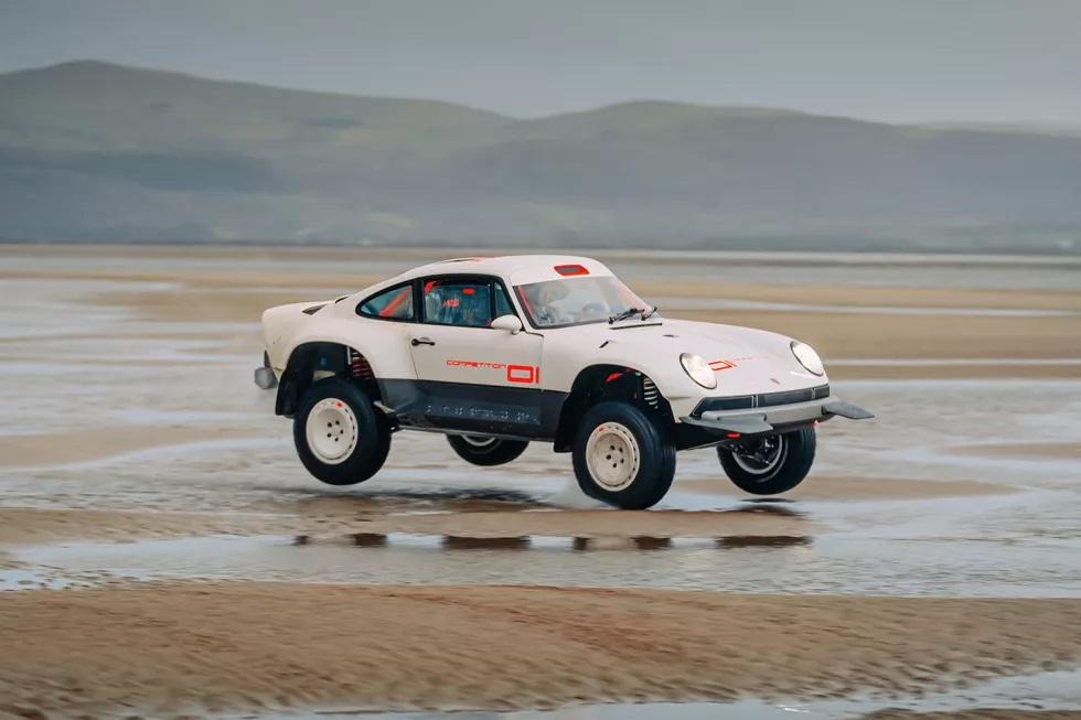 Porsche 911 Safari by Singer
