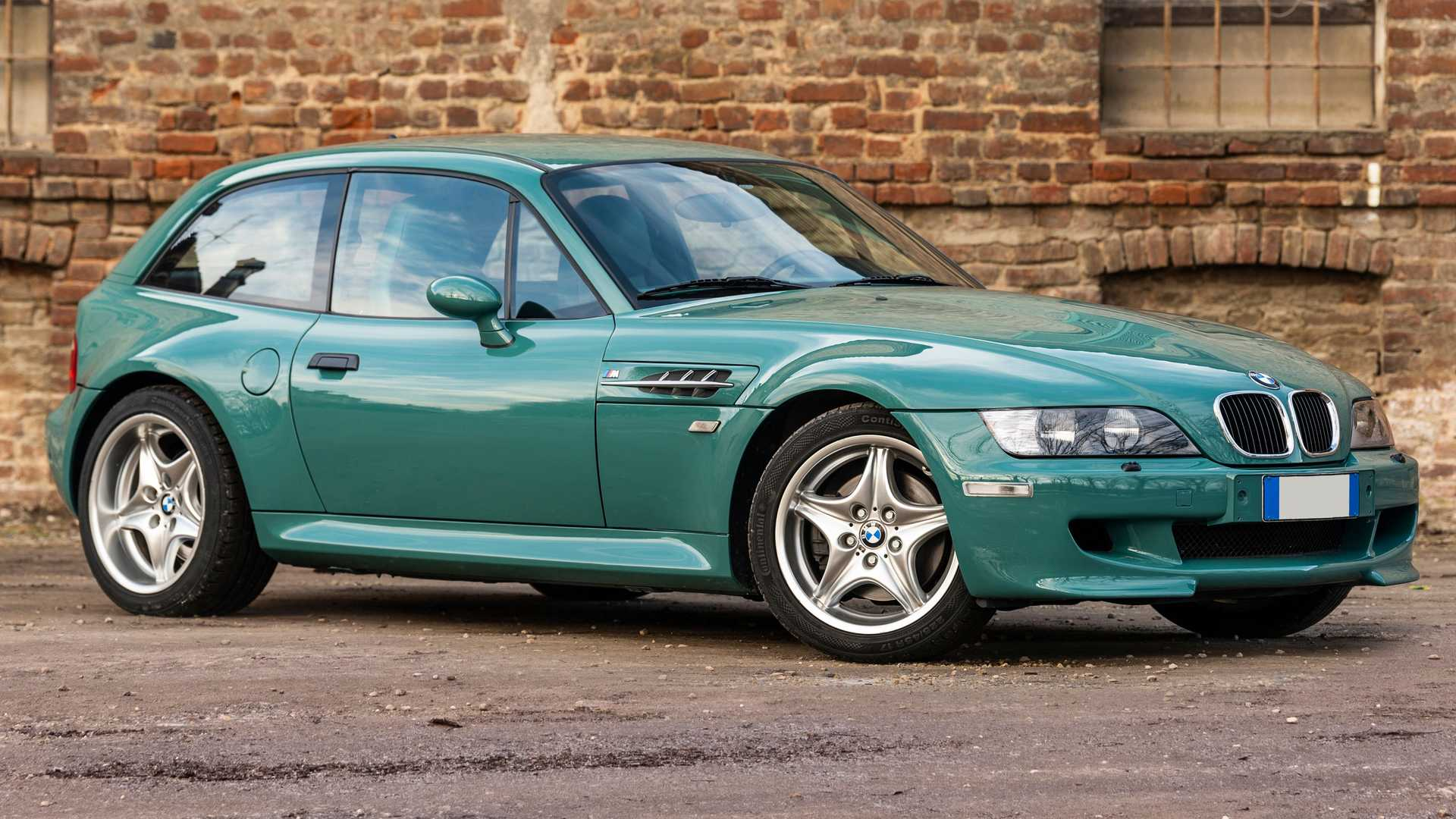 Evergreen 1998 BMW Z3 M Coupe