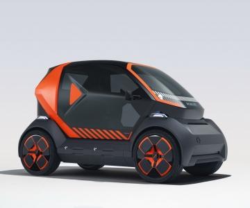 Renault Mobilize EZ-1