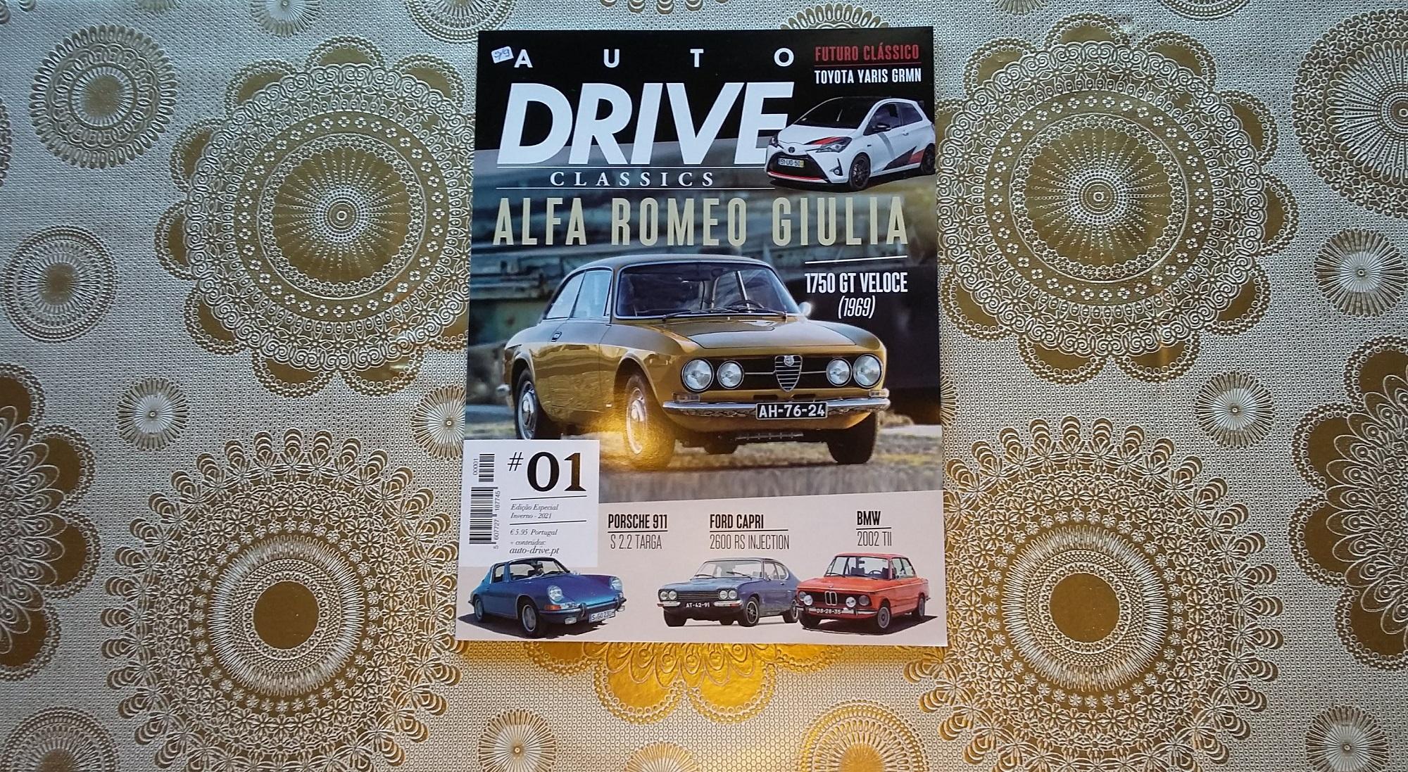 autoDRIVE Classics #01