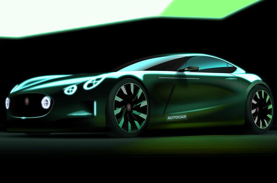 Render do Bristol Buccaneer GT
