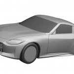 Nissan 400Z patente