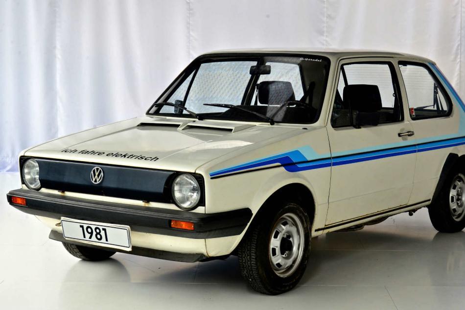 VW Golf elétrico