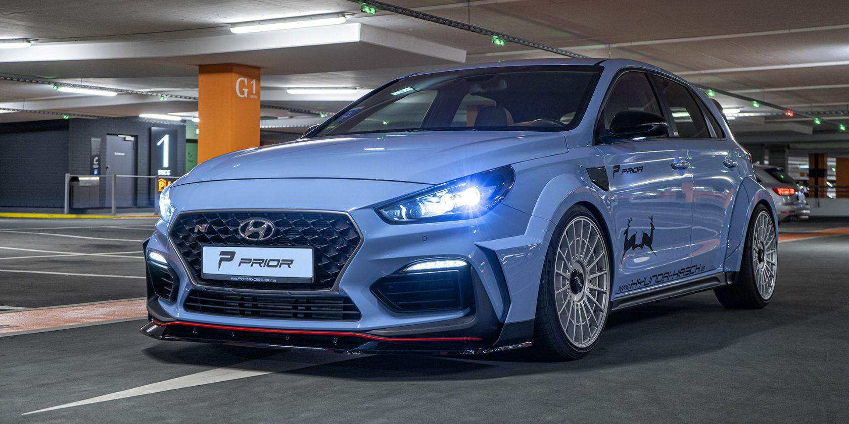 Hyundai i30 N Prior Design