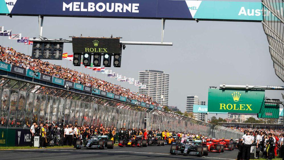 G. P. da Austrália de F1