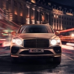 Bentley Bentayga Hybrid facelift