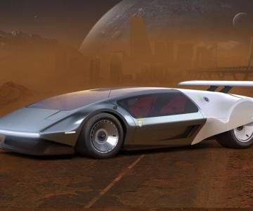 SCG 009 Concept BY James Glickenhaus