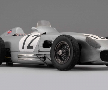 Mercedes W198 Monoposto by Amalgam Collection