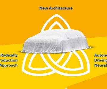 Volkswagen Project Trinity