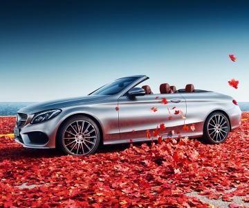 Mercedes-Benz Classe C Cabrio poderá ter os dias contados