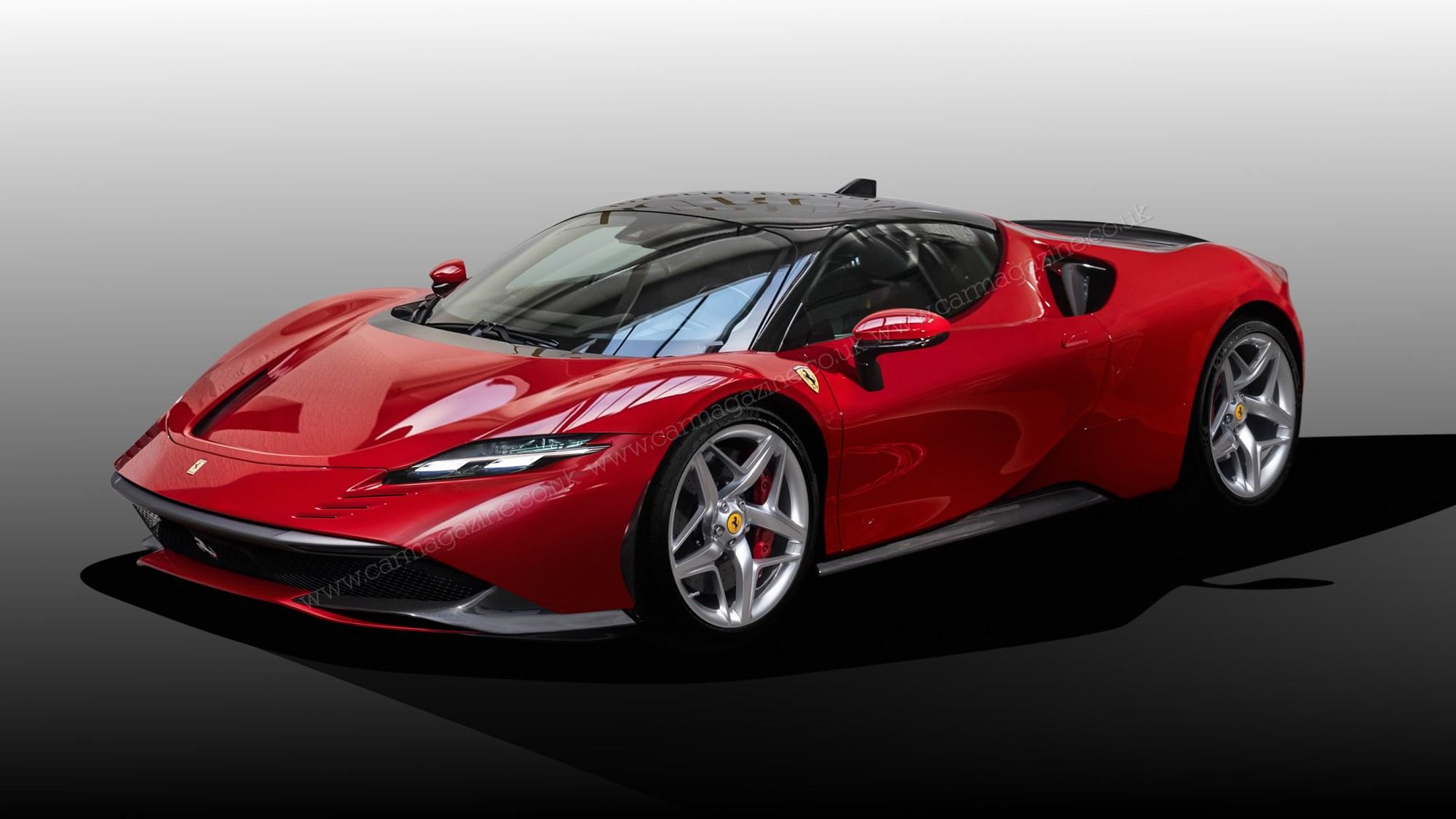 Render do Ferrari F171 por Andrei Avarvarii