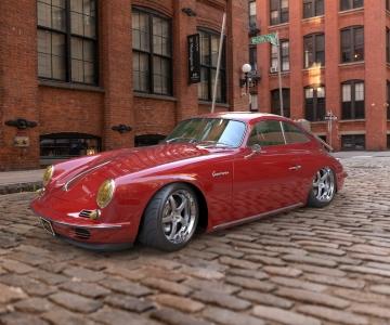 Porsche 356 Restomod