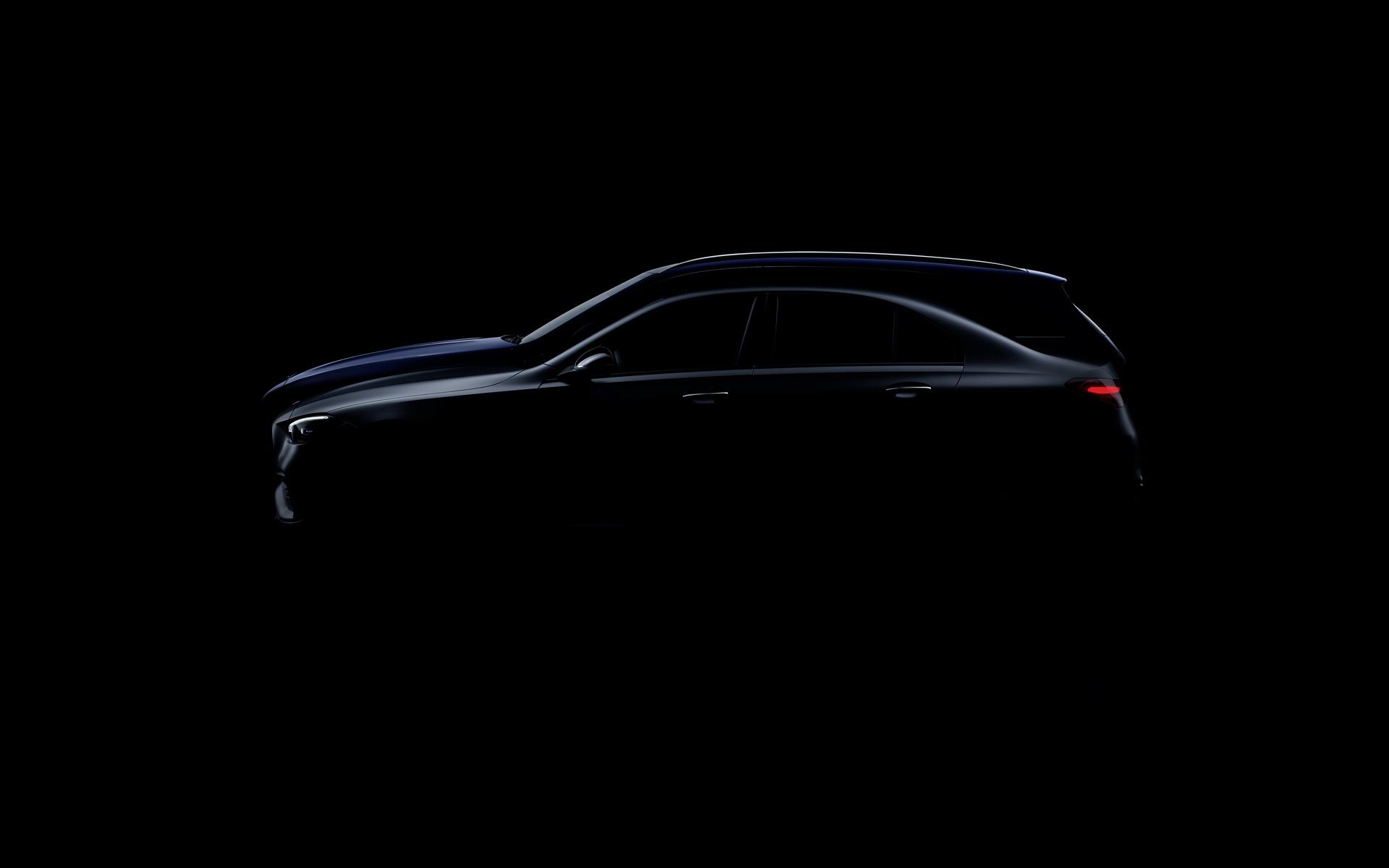 Mercedes-Benz Classe C teaser