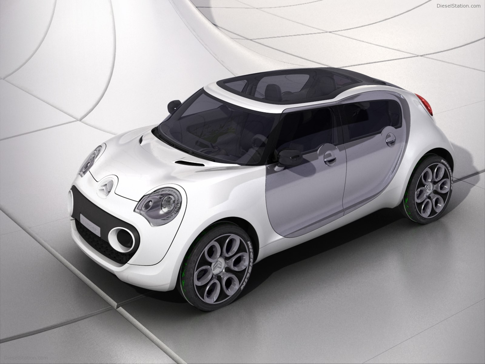 Concept car C-Cactus