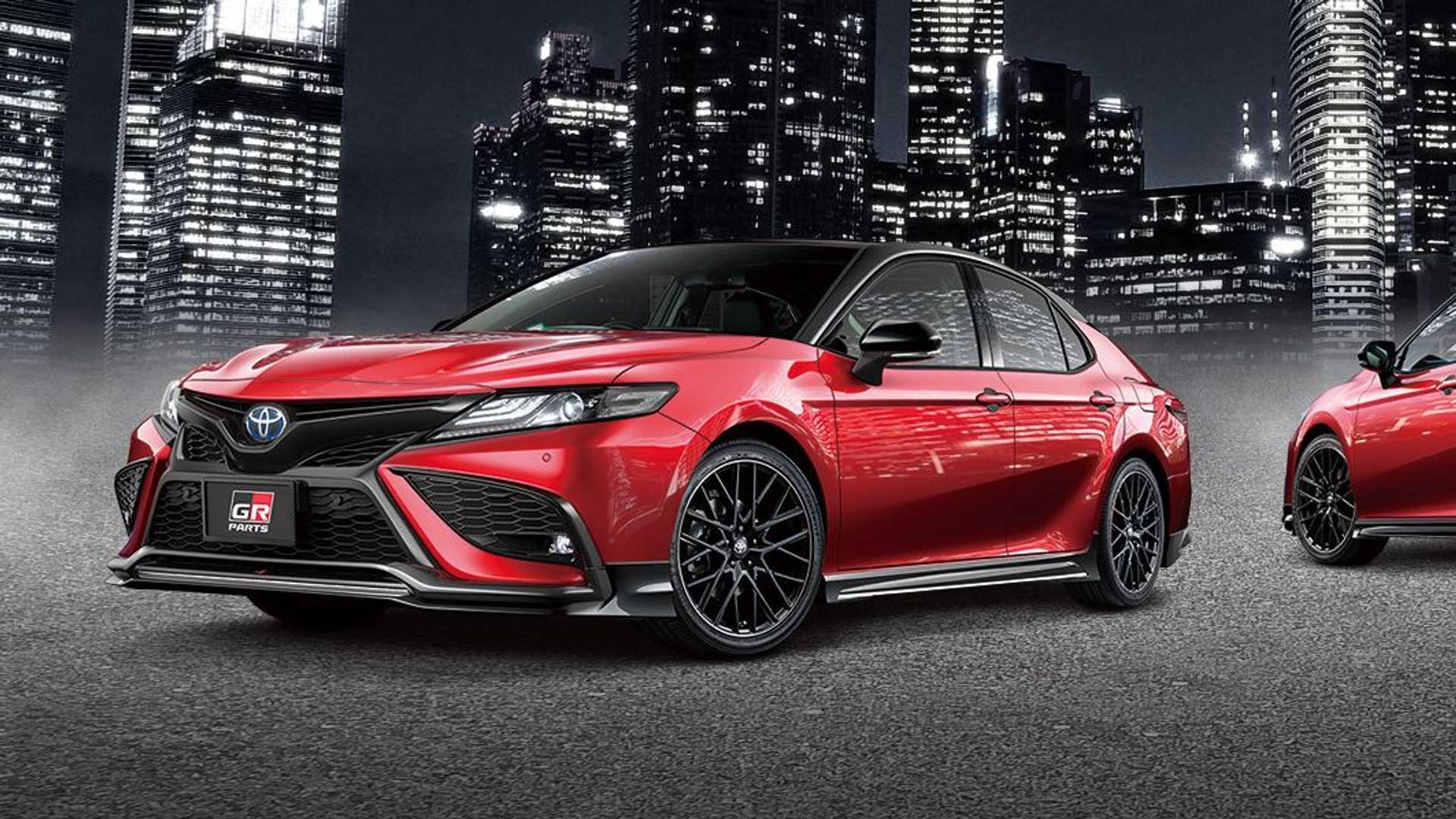 Toyota Camry GR e Modellista