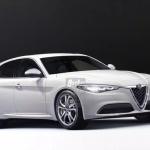 Alfa Romeo Giulietta render