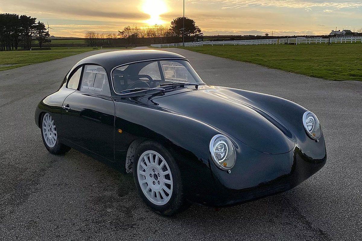 Porsche 356 A replica
