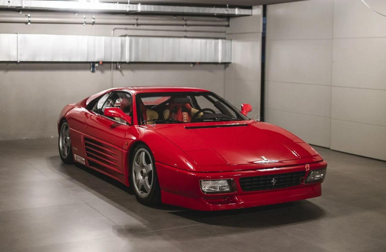 Ferrari 348 GT Competizione Michelotto