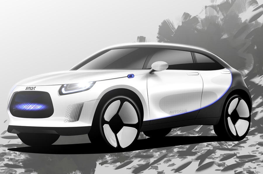 Render do Smart SUV