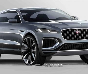 Jaguar J-Pace vai ficar pelo caminho