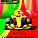 Cartaz do G.P. de Portugal de F1