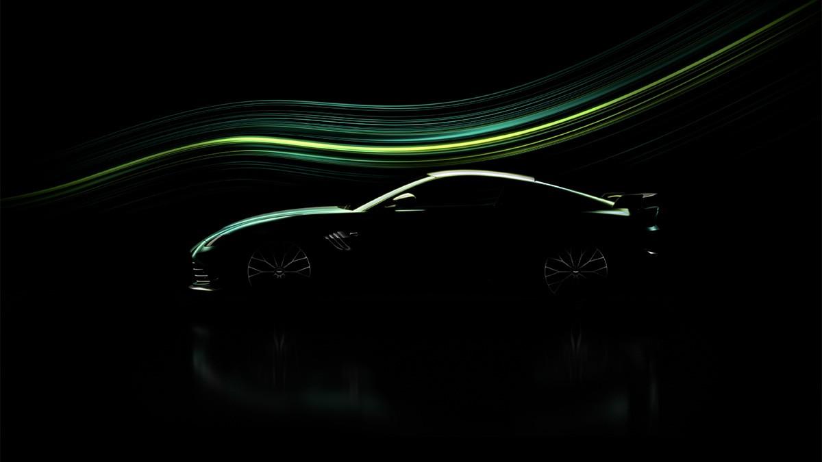 Teaser Aston Martin
