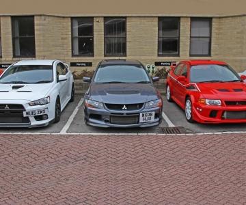 Mitsubishi históricos vão a leilão