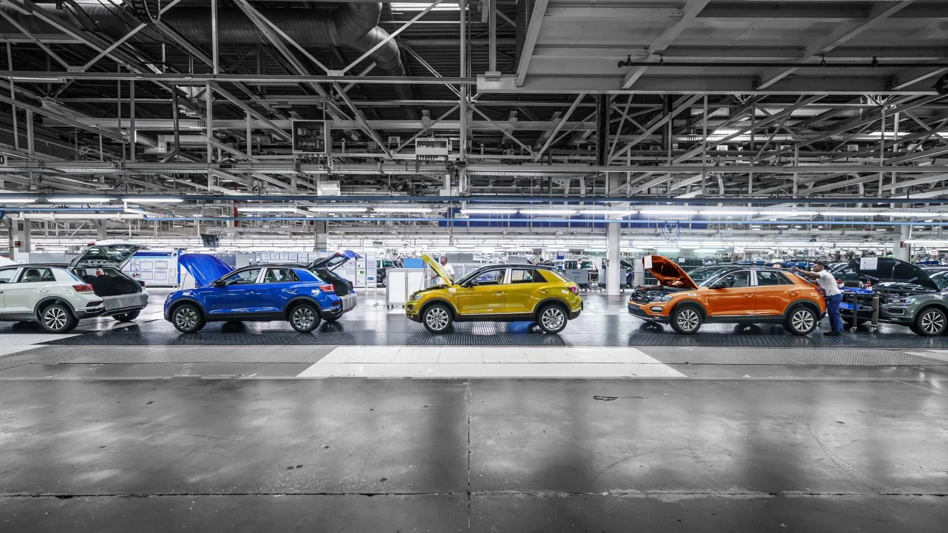 VW Autoeuropa