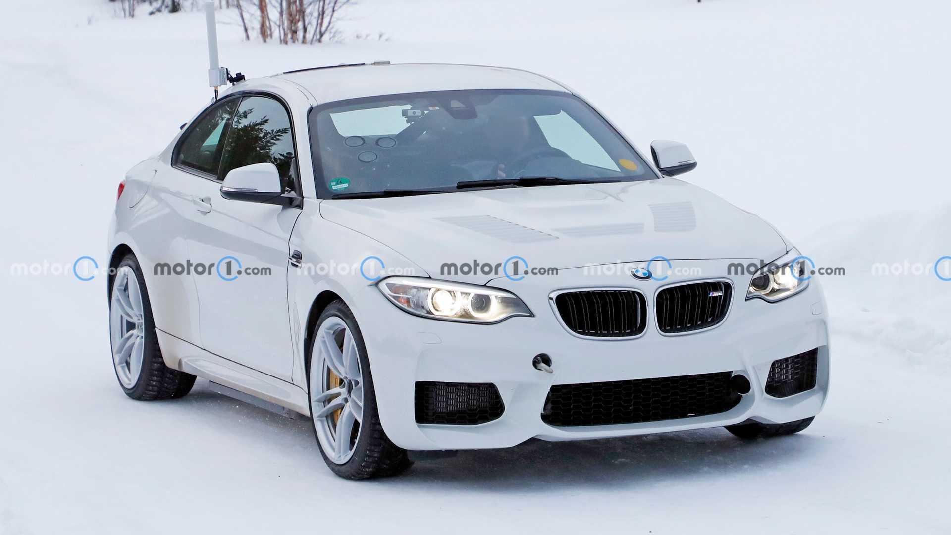 BMW M2 elétrico
