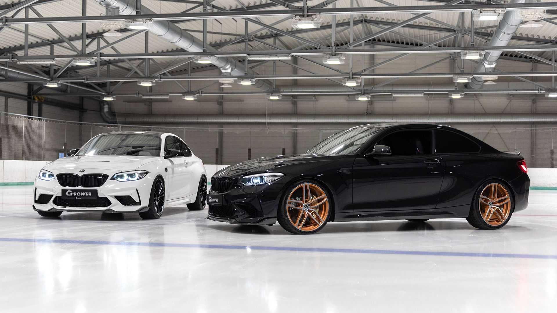 BMW M2 CS G Power